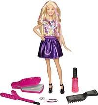 Barbie D.I.Y. Crimps & Curls Doll, Blonde - $58.61