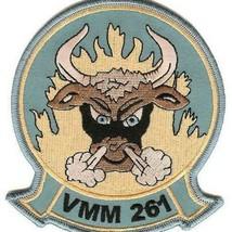 USMC VMM-261 Raging Bulls Patch - $11.87
