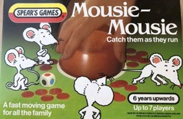 "Spears ""MOUSIE MOUSIE"" Dice Game - Vintage + Retro  (100% Complete) - $24.06"