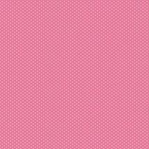 Fabric-Pin Dot Rose/Pink Coordinate-Retro Road Trip-3623-003 - $10.40