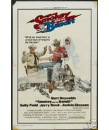 Smokey and the bandit Burt Reynolds Poster Print Size 12in x 18in LIMITE... - $12.40
