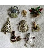 Christmas Lapel Pins - $6.50+