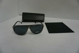 Diesel New men sunglasses DL 0057 05V silver frame grey lenses - $84.10
