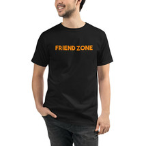 Friend Zone Unisex Organic T-Shirt Eco Friendly Men and Women Sustainable - $31.68+