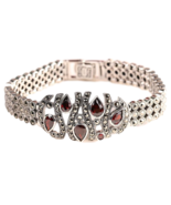 Dream in Silver, High Quality 925 Sterling Silver Classic Ornament Brace... - $258.95