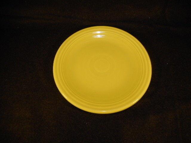 """Vintage Fiesta Homer Laughlin USA Light Green Butter Plate 6 1/4"""""""