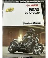 2018 2019 2020 YAMAHA VMX1700 V-MAX MOTORCYCLE Service Shop Repair Manual - $158.39