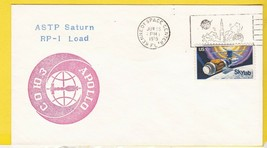Apollo-Soyuz ASTP Saturn RP-1 Load肯尼迪航天中心FL 1975年6月23日 -  $ 1.98