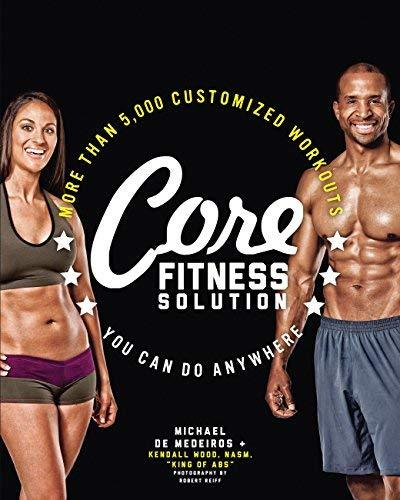 Primary image for Core Fitness Solution: More than 5,000 Customized Workouts You Can Do Anywhere [