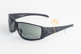 Tag Heuer Racer 9204 Matte Black / Green Outdoor Sunglasses 9204 311 - $195.02