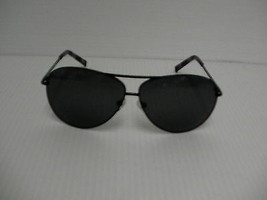Mens Cole Haan New sunglasses c17069 polarized black metal frame - $45.12