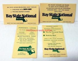 Bay State National Bank~Lawrence,Massachusetts/MA~Coin/Money Envelopes~1... - $8.00