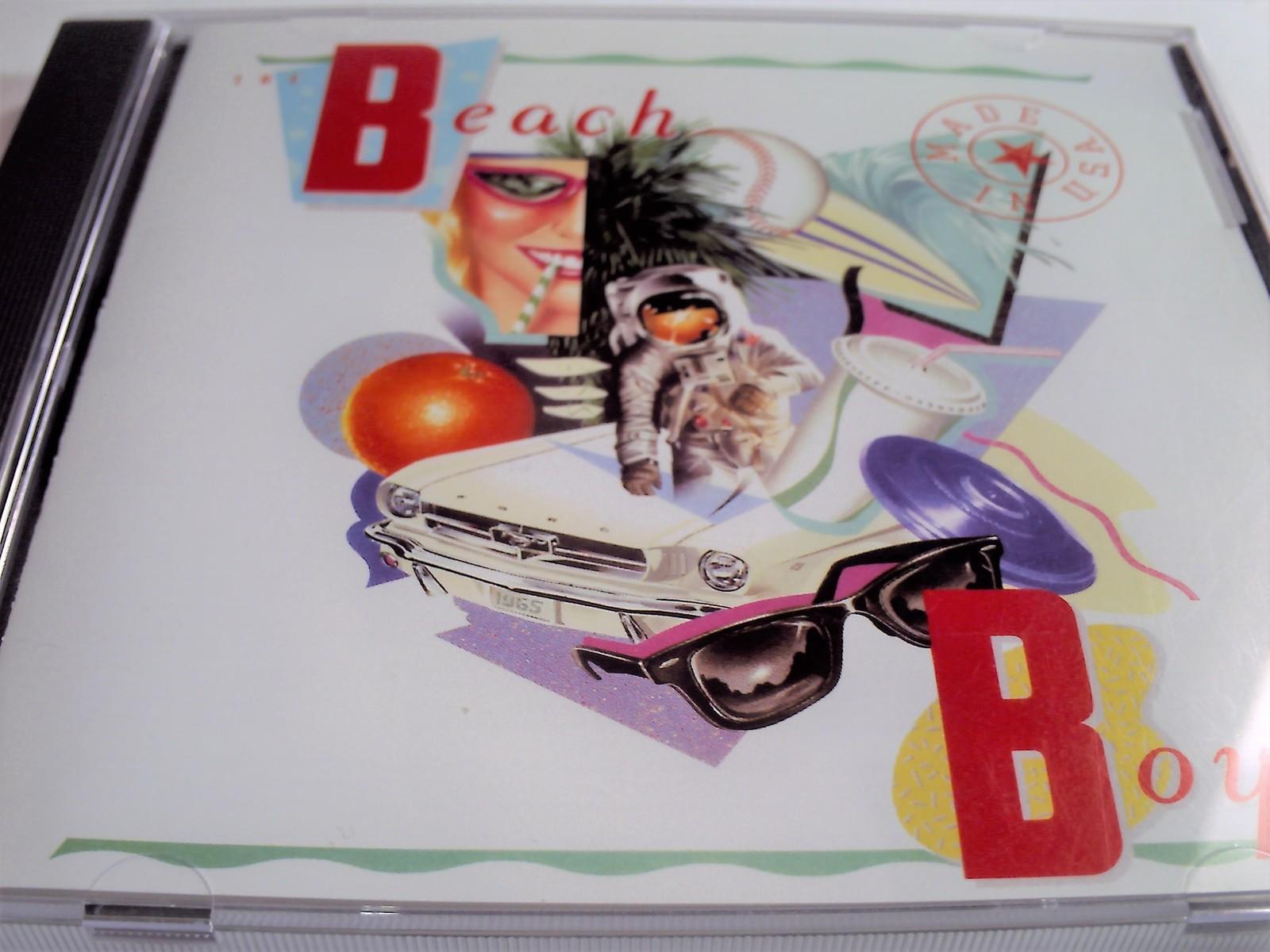 The Beach Boys Made In U.S.A. CD