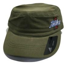 adidas NCAA Tulsa Golden Hurricane Army Green Military Hat, One Size Women's - $17.46