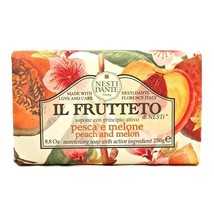 Nesti Dante Il Frutteto Peach & Melon Bar Soap 8.8oz - $13.00
