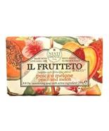 Nesti Dante Il Frutteto Peach & Melon Bar Soap 8.8oz - $13.00