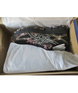 BNIB ASICS GEL-Scram 3 women shoes, Size 6, T6K7N, Phantom/Egg plant - $59.40