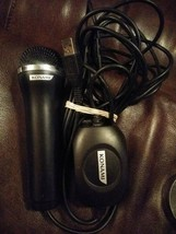 KONAMI USB MICROPHONE WII PLAYSTATION 2 3 PS2 PS3 XBOX 360 PC A-0234A Mic - $14.03