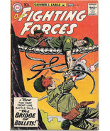Our Fighting Forces Comic Book #56 Gunner and Sarge, DC Comics 1960 VERY... - $29.88