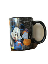 Halloween Disney Mickey Mouse Dracula Coffee Mug Cup-NEW-DISPLAYED Only L03 - $19.79