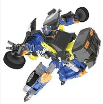 Hello Carbot Buddy Guard Trasformation Action Figure Toy image 4
