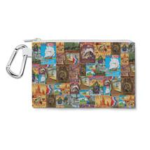 Frontierland Disney Inspired Canvas Zip Pouch - $15.99+