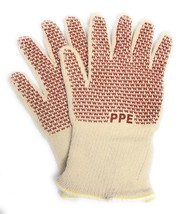 PPE High Heat BBQ Grilling Gloves Heat Resistant Oven Mitts Unbranded - $14.85