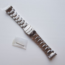 Genuine Replacement Watch Band 22mm Stainless Steel Bracelet Casio EFE-5... - $106.60