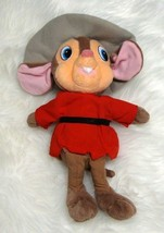 An American Tail Fievel Goes West Movie Applause Mouse Plush Soft Toy Do... - $9.95