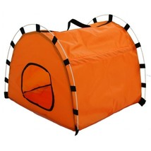 Pet Life PTT5OR Skeletal Outdoor Travel Collapsible Pet House Tent, One ... - $39.48