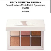 FENTY BEAUTY BY RIHANNA Snap Shadows Mix & Match Eyeshadow Palette Unboxed - $14.93+