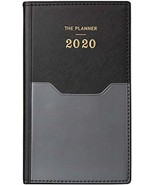 2020 Pocket Planner/Calendar - Weekly & Monthly Pocket Planner with 12 M... - $10.79