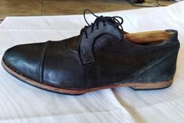 Timberland Boot Company Wodehouse 11 M Lace Up Cap Toe Oxford Black Men'... - $893,39 MXN
