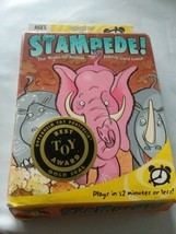 Stampede Card Game - Games (gamewright) Collectible Kids Learn NIB  - $7.00