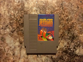 Solar Jetman Hunt for the Golden Warpship (Nintendo NES, 1990), Very Nice! - $6.99