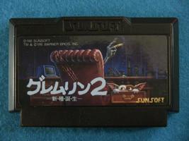 Gremlins 2 (Nintendo Famicom FC NES, 1990) Japan Import - $29.97