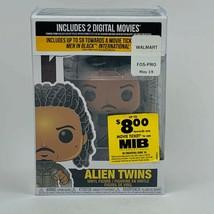 Funko POP! MIB International Alien Twins Walmart Promo in Shrink Wrap Vi... - $8.30