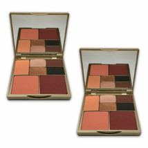 Stila Perfect Me, Perfect Hue Eye & Cheek Palette - Tan/Deep - LOT OF 2 - $49.50