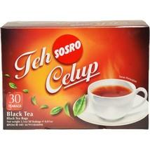 Sosro Teh Celup Black Tea 30-ct, 2.1 Oz (Pack of 2) - $24.70