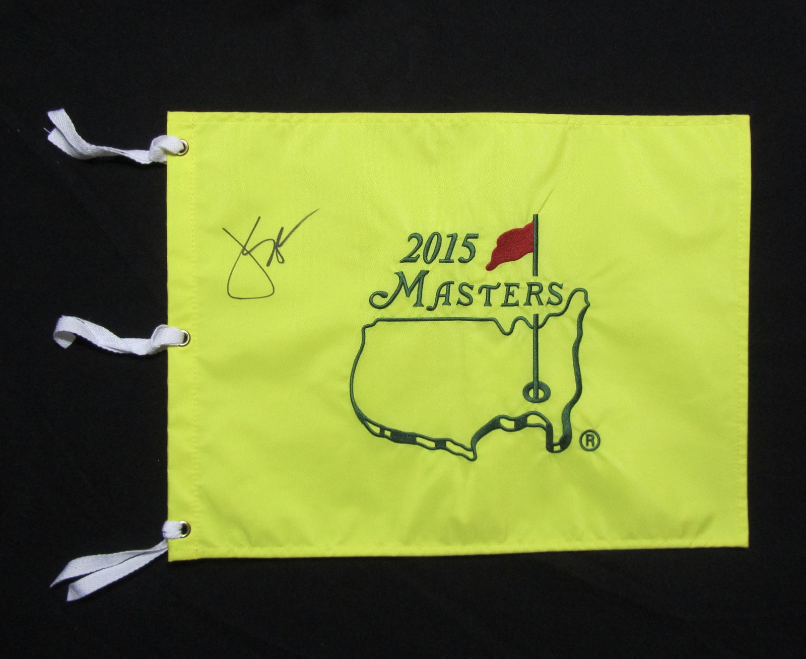 eb05456a588 Jordan Spieth Autographed Augusta National and 50 similar items. Img 6595