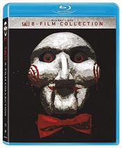 Saw - 8 Film Collection [Blu-ray + DVD] (2018)