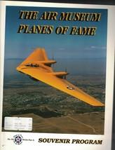 Air Museum Planes of Fame Souvenir Program 1999 Chino California - $13.47