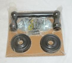 Emtek 2605US10B Toilet Paper Holder Spring Oil Rubbed Bronze image 2