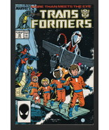 THE TRANSFORMERS #36, Marvel Comics, 1988, NM- CONDITION COPY    - $7.92