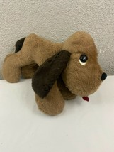 1970s Animal Fair Plush Brown Hound Puppy Vintage Stuffed Animal  - $24.74