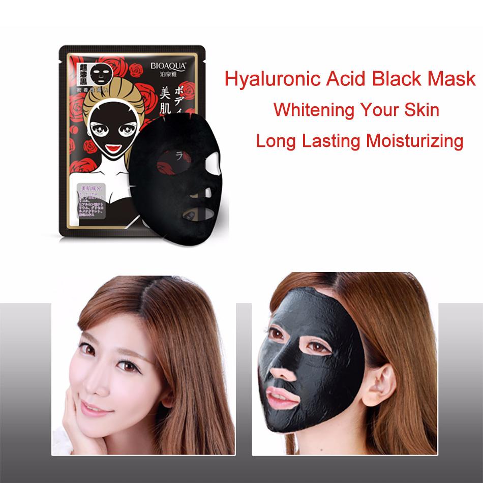 Bioaqua New Activated Carbon Facial Mask And 50 Similar Items Masker Charcoal Nourishing Brighten Skin Tone Black Mas