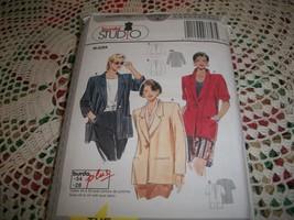 Burda 3757 Womans' Blazer Pattern  - $8.00