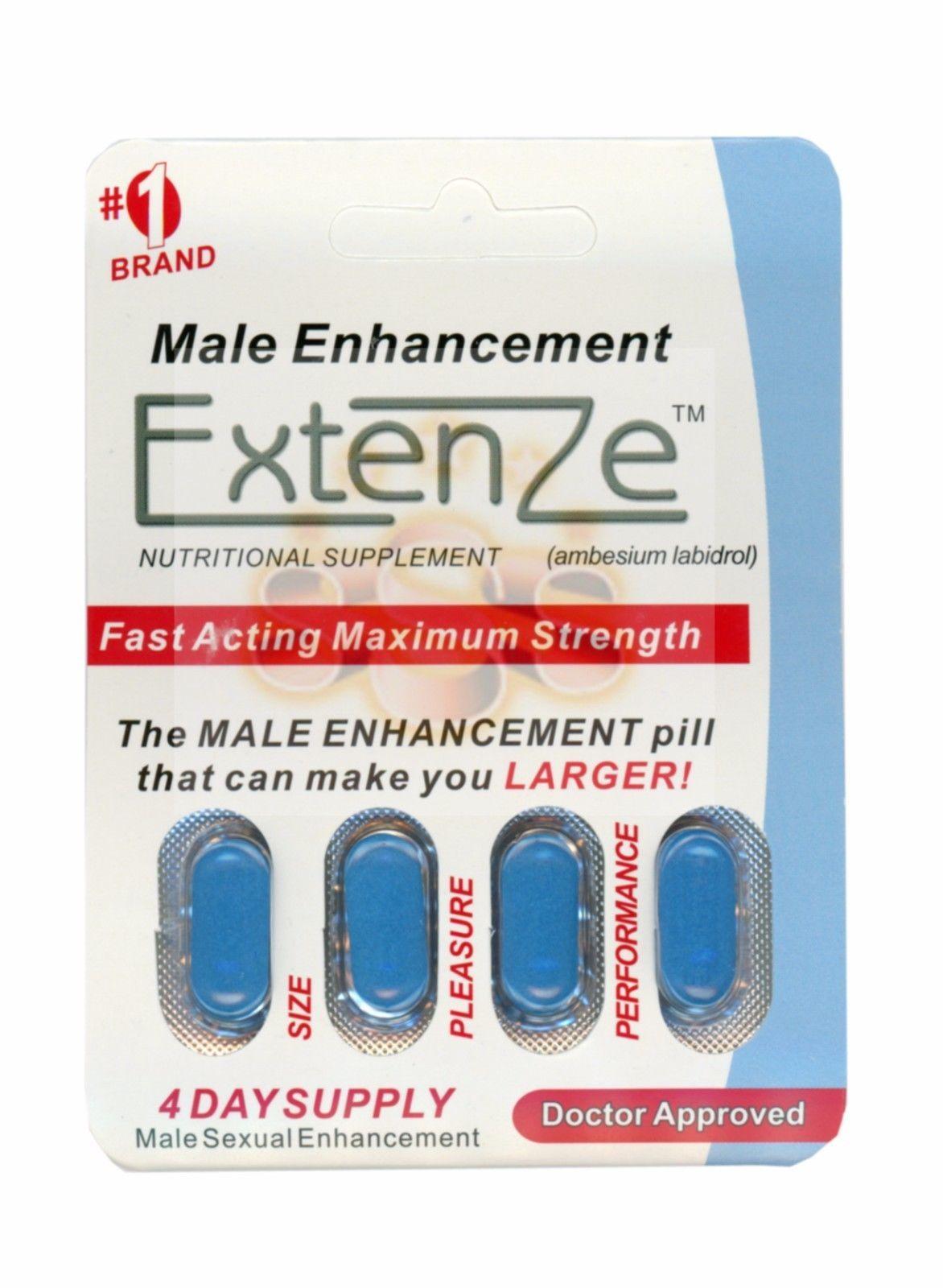Extenze Plus Male Enhancement Pill 0 Listings