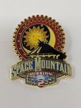 Space Mountain Mission 2 DLP Disneyland Paris Attraction Series Disney Pin - $9.49