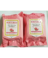 Burt's Bees Facial Cleansing Normal-Oily Towelettes Pink Grapefruit 30 C... - $11.26
